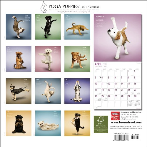DOG and PUPPY DESK & WALL CALENDARS 2016