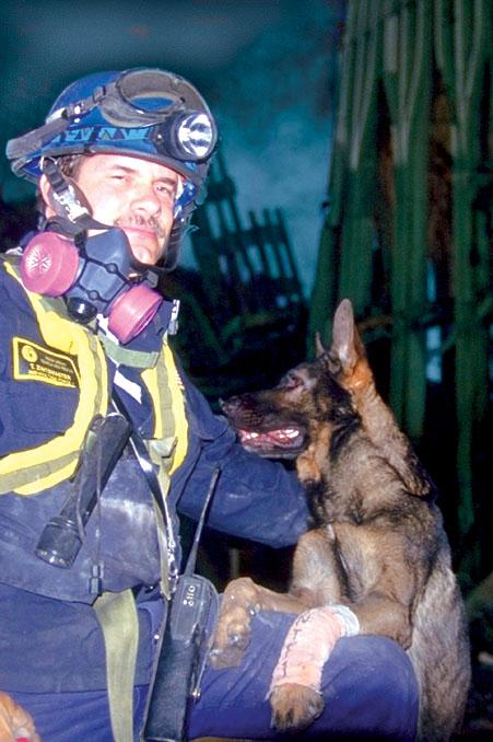 KAISER - this photo (c) by Dog Heroes of September 11th. Kennel Club Books