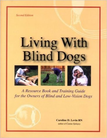 BLIND DOGS MYTHS, FACTS, INFORMATION, TIPS, INFOGRAMS, VIDEO, PHOTO