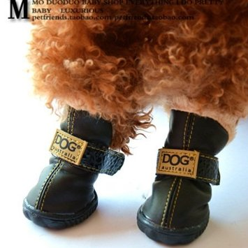 HOMEMADE DOG SHOES & BOOTS, HOW TO MAKE DOG BOOTS AT HOME