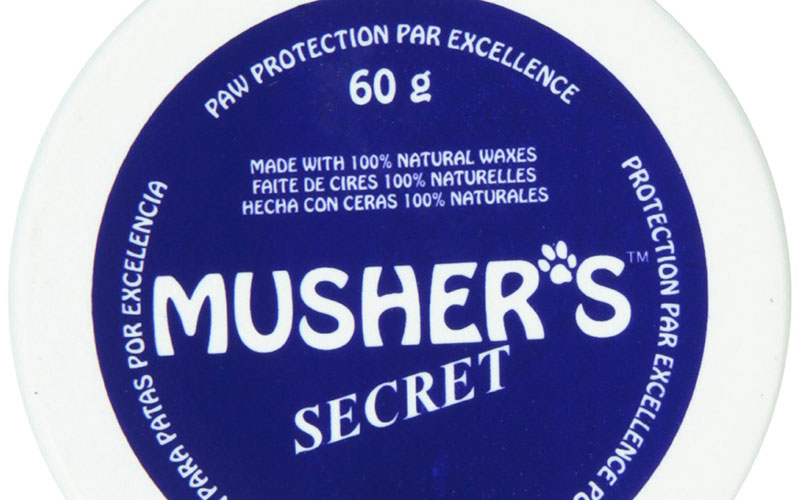 Dog Musher's Secret Paw Wax - Buy Online