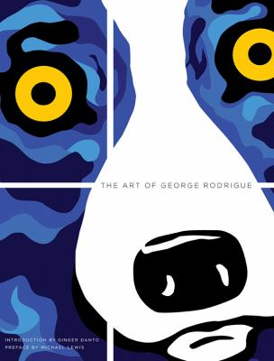 BLUE DOG DRAWINGS by George Rodrigue