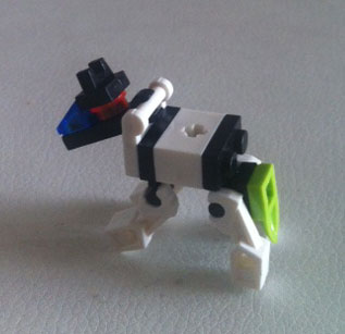 Dog and Puppy Lego