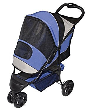 HOW TO CHOOSE THE BEST DOG STROLLER, CARRIERS, BASKETS, AIRPLANE TRAVEL WITH DOG