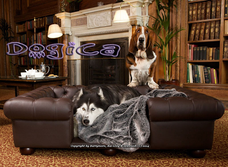 WWW.LUXURIOUSDOGBEDS.CO.UK