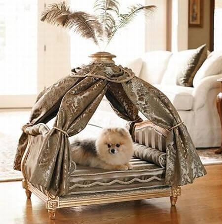 DOG AND PUPPY BEDS - FOR SMALL, MEDIUM AND LARGE DOG BREEDS