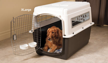 BEST TRAVEL AIRPLANE, AIRLINE, CAR DOG AND PUPPY CRATES, KENNELS & CAGES