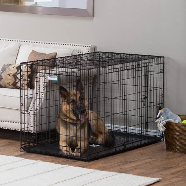 HOW TO USE DOG & PUPPY CRATE