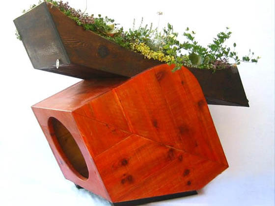 Product and Photo by Sustainable Pet Design - CREATIVE DESIGNER DOG & PUPPY HOUSES, KENNELS