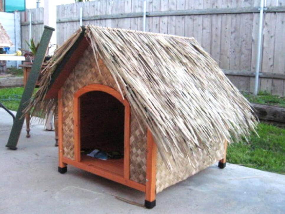 Puppy Palapa - CREATIVE DESIGNER DOG & PUPPY HOUSES, KENNELS