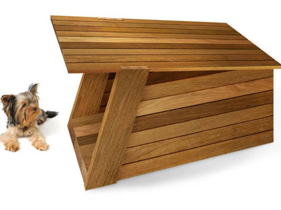 Design and Photo by Jesse Doquilo - CREATIVE DESIGNER DOG & PUPPY HOUSES, KENNELS