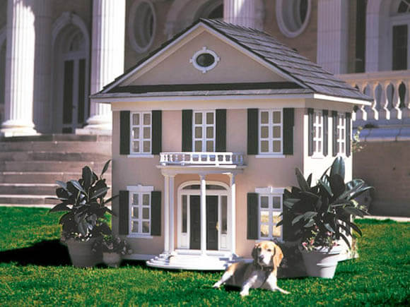 Mini Mansion - CREATIVE DESIGNER DOG & PUPPY HOUSES, KENNELS