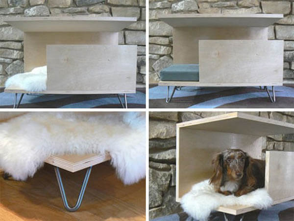 DOG DEN CREATIVE DESIGNER DOG & PUPPY HOUSES, KENNELS