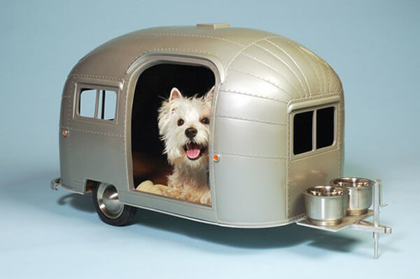 PET CAMPER CREATIVE DESIGNER DOG & PUPPY HOUSES, KENNELS