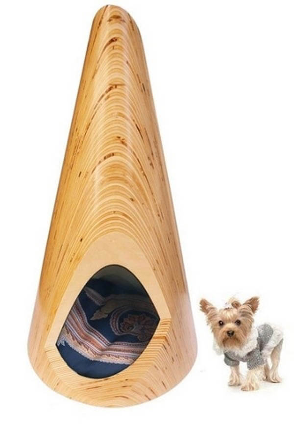 PUP TENT CREATIVE DESIGNER DOG & PUPPY HOUSES, KENNELS