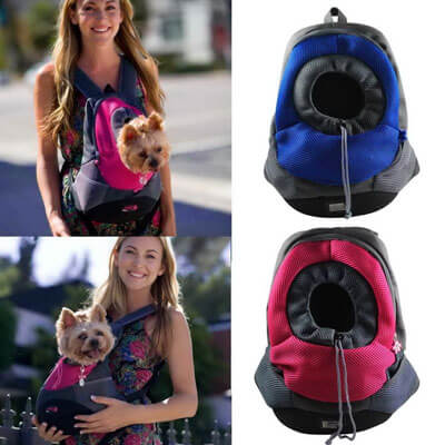BEST DOG & PUPPY HIKING CARRIERS, BAGS, BACKPACKS - BUY ONLINE, COMPARISON, REVIEWS - BUY THIS DOG BIKE BASKET at WWW.AMAZON.COM