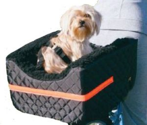 BEST DOG & PUPPY BIKE BASKET CARRIER