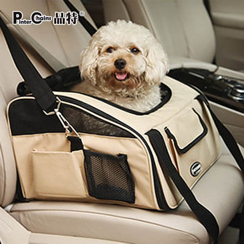 DOG & PUPPY BACKPACK CARRIER, PURSE, BAG, PACK, OUTDOOR SADDLE BAGS, DOG CARRYING, DOG TRAVEL