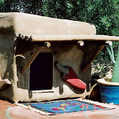 DOGHOUSE ROOF, GARDEN, FLOWERS
