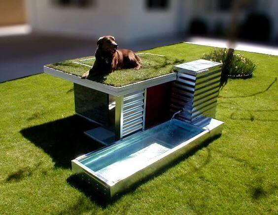 CREATIVE DESIGNER DOG & PUPPY HOUSES, KENNELS