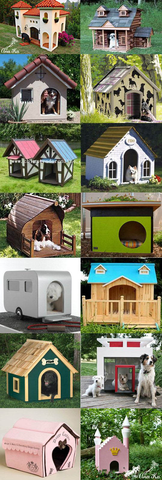 DOG HOUSE, KENNEL & IGLOO
