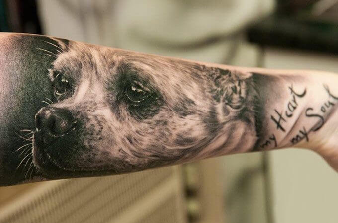 DOG TATTOO HISTORY & FUTURE