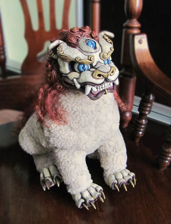 CHINESE & JAPANESE FOO DOGS & LIONS HISTORY and ROOTS