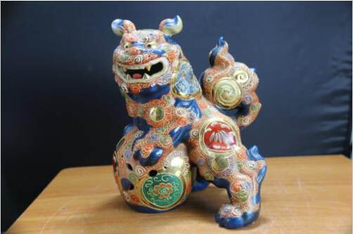 FOO DOGS EMOTIONS & MEANINGS