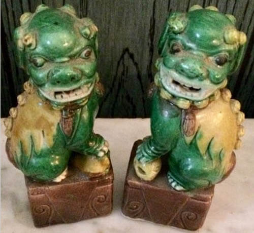 JAPANESE SHISHI LIONS - FOO DOGS, HISTORY, ROOTS