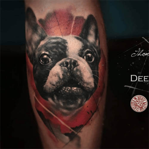 DOG TATTOO EQUIPMENT