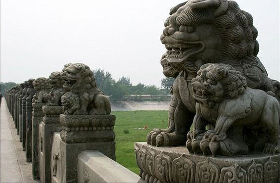 CHINESE & JAPANESE GUARDIAN LIONS FOO DOGS - PICTURES, IMAGES, PHOTOS COLLECTION