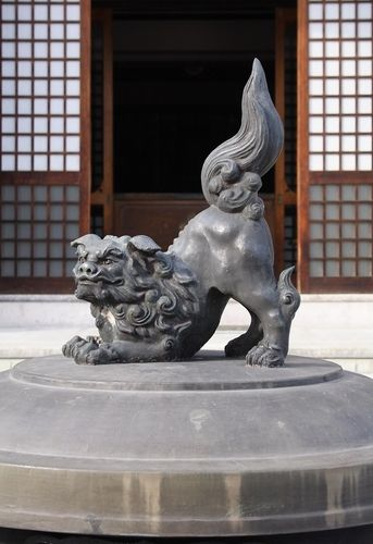 BEST PLACE FOR FOO DOGS, PLACEMENT, WHERE TO PUT PAIR OF FOO DOGS