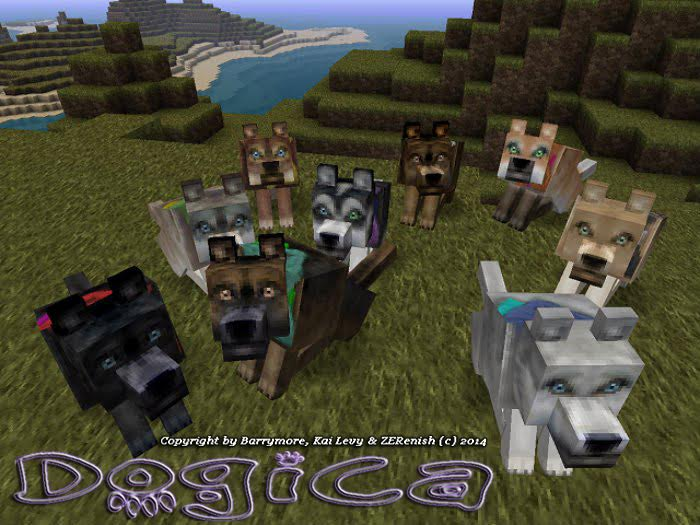 Myths Tips Tricks Secrets Of Minecraft Dogs Your Easy Working Guide How To Get Build Tame Minecraft Dog Free Minecraft Dog Textures Mods Skins Collars Faces