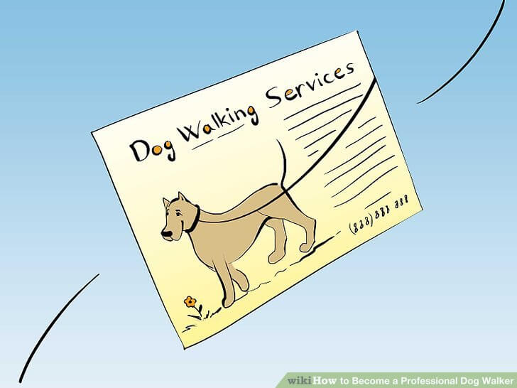 HOW TO OPEN DOG WALKING BUSINESS