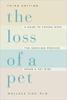 The Loss of a Pet Paperback by Wallace Sife