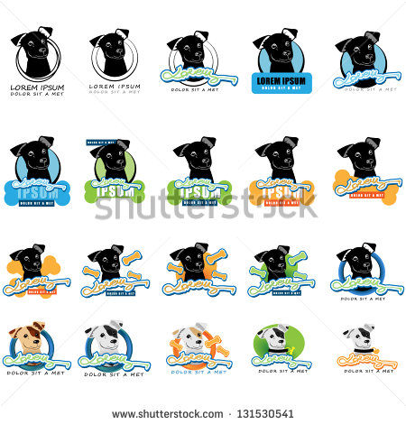 Dog Logo Design, Create Dog Logo