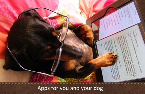 Dog and Puppy Cellular & Mobile Applications for Android, Iphone, LG, Samsung, Nokia