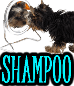 DOG SHAMPOOS & CONDITIONERS