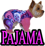 DOG & PUPPY PAJAMAS - DOGICA&reg - DOGICA&reg