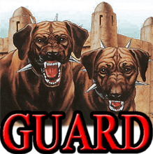 GUARD DOGS - DOGICA®