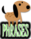 DOG PHRASES & EXPRESSIONS