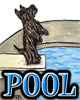 DOG POOL - DOGICA&reg