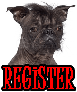 DOGICA&reg FORUM REGISTRATION