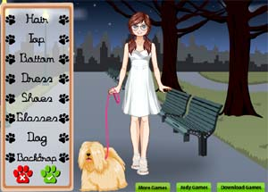 PLAY FREE ONLINE DOG GAME