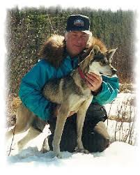 The Father of Sled Dog Racing - Joe Redington (February 1, 1917 - June 24, 1999)