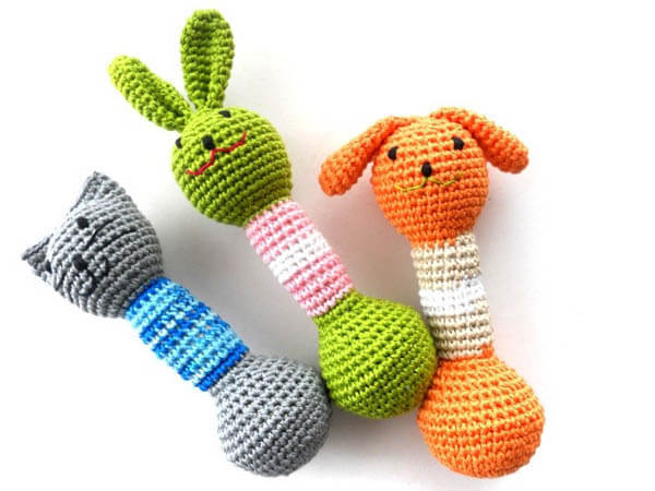 HOMEMADE SELFMADE DIY DOG & PUPPY TOYS AND GAMES