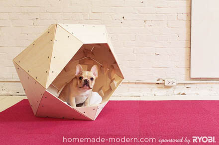 CHECK ANOTHER 33 DIY HOMEMADE DOG PROJECT IDEAS