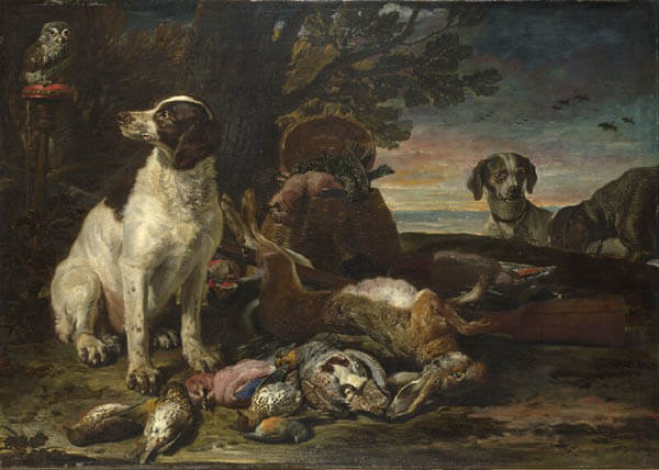 HISTORY OF HUNTING DOGS