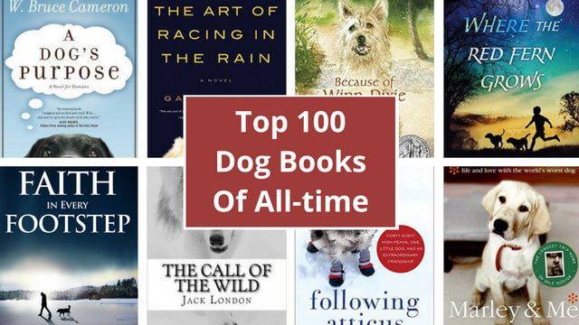 BEST TOP 100 DOG BOOKS - PUPPY BESTSELLERS