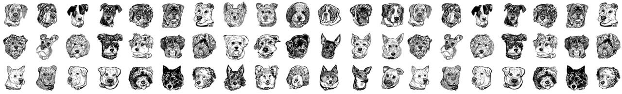 DOG SITES CATALOG